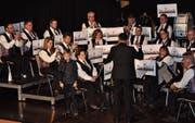 Hühnerhaut-Feeling während des Titels «Pie Jesu» mit dem Gesangssolo von Yannis Keller, begleitet durch die Niederwiler Musikantinnen und Musikanten. (Bild: Zita Meienhofer)