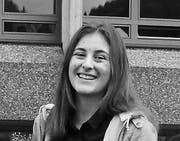 Karin Signer Restaurationsfachfrau, 20 Herisau