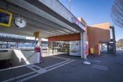 Die Tat ereignete sich am frühen Sonntagmorgen am Bahnhof Weinfelden. (Bild: Reto Martin)