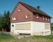 Das ehemalige Schulhaus Müselbach soll anderweitig genutzt werden. (Bild: Beat Lanzendorfer)