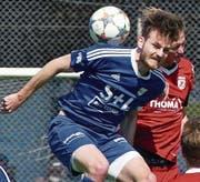 Setzt der FC Widnau nach dem Sieg im Torfestival gegen Weesen auswärts gegen Au-Berneck zum Höhenflug an? (Bild: Archiv/uh)