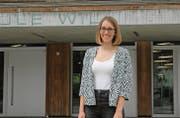 Laura Zehnder beginnt nach ihrer Matura ein Studium in Gesundheitswissenschaften an der ETH Zürich. (Bild: Aaron Ehrat)