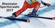 Wer fährt bei der Rheintaler Sportlerwahl als Erster bzw. Erste über die Ziellinie? (Bild: ys/Koni Näf)