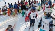 In etwas mehr als einer Woche findet bei der Gondelbahn Espel-Stöfeli der diesjährige SCI Ski- und Snowboard-Cup statt. (Bild: PD)