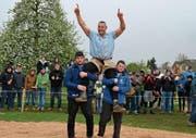 Nöldi Forrer geht nach seinem Sieg im letzten Jahr in Kirchberg als Titelverteidiger an den Start. (Bild: Beat Lanzendorfer)