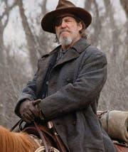Jeff Bridges jagt als abgehalfterter Schurke im Film «True Grit» die Bösen dieser Welt. (Bild: pd)