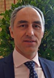 Adrian Gmür, VR-Präsident Raiffeisenbank unteres Toggenburg.