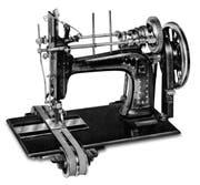 Karl Friedrich Gegaufs Erfindung, die Hohlsaumnähmaschine, ist die Basis für den Welterfolg von Bernina. (Bild: PD)