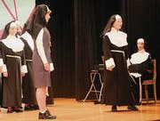 «Sisters on Stage» lehnt sich an den Film «Sister Act» an. (Bild: Fejsal Sulejmani)