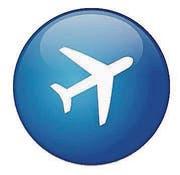 Icons Flugzeug (Bild: (54040808))