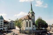 Eigentümerin der reformierten Kirche ist die Gemeinde Herisau. (Bild: APZ)
