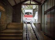 Das Parlament hat den Betrag zur Sanierung der Mühleggbahn gutgeheissen. (Bild: Ralph Ribi)