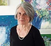 Eleisa Rohner hat in jüngster Zeit beim Malen Zwangspausen einlegen müssen. (Bild: pd)