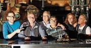 Simply Tilt and Friends Forever – sie bringen das Spannungsfeld der Generationen auf die Bühne. (Bild: pd)