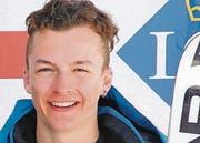 Der 15-jährige Yannik Horber ist eine Nachwuchshoffnung des OSSV. (Bild: pd)