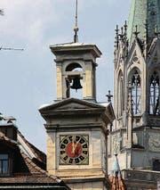 Spisertor-Glocke: Die Stadt hat den nächtlichen Stundenschlag aufgrund von Klagen von Privatpersonen abgestellt. (Bild: Daniel Klingenberg)