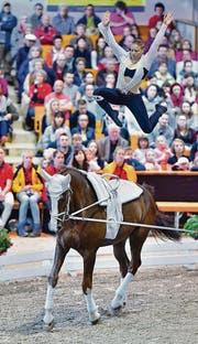 Nadja Büttiker hat sich im Einzel ebenfalls für die WM qualifiziert. (Bild: Daniel Kaiser)