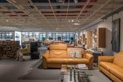 Auf 6500 Quadratmetern präsentiert der Möbel Markt Meier in Wittenbach Möbel aller Art.