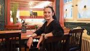 Estrella Ostler möchte mit ihrer «Stella's Bodega» ihre Heimat Las Palmas und deren Spezialitäten nach Lichtensteig bringen. (Bild: Urs M. Hemm)