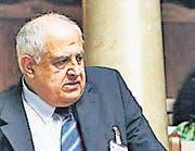 Hisham Maizar Präsident der Föderation islamischer Dachorganisationen der Schweiz