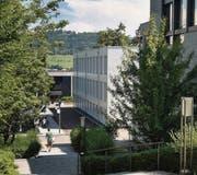 Die HSG will ausbauen: Sowohl auf dem Rosenberg als auch auf dem Platztor-Areal soll Neues entstehen. (Bild: Ralph Ribi)