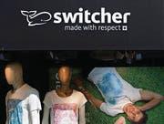 Switcher, gegründet 1981, ist auf der Strecke geblieben. (Bild: ky/Laurent Gilliéron)
