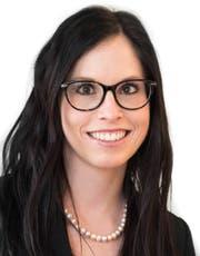 Natalie Koller, Leiterin Rechtsdienst GVA St.Gallen (Bild: PD)