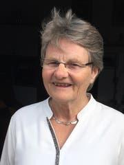 Astrid Brandner, Präsidentin der Theatergruppe Silberfüchse. (Bild: Peter Küpfer)