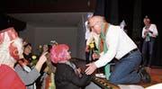 Auch an ihrem letzten Auftritt konnte das Pensionisten-Kabarett das Publikum begeistern. (Bilder: Susi Miara)