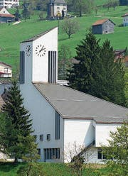 Die evangelische Kirche in Lichtensteig. (Bild: PD)