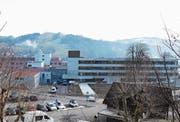 Im Spital Wattwil dauert ein stationärer Aufenthalt im Schnitt 5,2 Tage. (Bild: Urs M. Hemm)