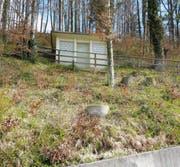 Das Reservoir Steig befindet sich in einem äusserst schlechten Zustand. Eine Sanierung rechnet sich nicht mehr. (Bilder: Martina Signer)