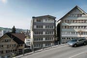 Bauzeugen der Textilgeschichte inspirieren neue Holzbauten wie das Wohnhaus am Alten Steig in Herisau. (Bild: Michel Canonica)