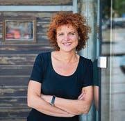 Eveline Florian engagiert sich seit 2004 für die Galerie. (Bild: Urs Bucher)