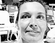 Manuela Gantenbein Darstellerin der moslemischen Kurdin Aishe Yldirim