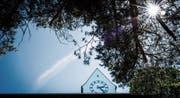 Noch kein Lichtblick in der Pfarrersuche in Wittenbach. Stattdessen wurden erneut die Bürger befragt.Bild: Urs Bucher (Bild: PD)