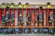 Die Feuerwehr Gaiserwald löscht nicht nur Brände. (Bild: Benjamin Manser (3. Mai 2016))