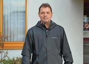 Weil Volley Toggenburg weiterhin ohne Präsident ist, führte Marcel «Mäsi» Erni durch die Hauptversammlung. (Bild: Beat Lanzendorfer)
