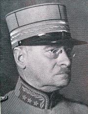 Jakob Eugster, Oberauditor und Oberstbrigadier. (Bild: Bildrepro: P. Eggenberger)