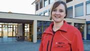 Esther Näf konnte mit ihrer Begeisterung für das Samariterwesen die Zusammenarbeit mit der Schule Widnau reaktivieren. Dank dieser kommen bereits Schüler in den Genuss einer ersten Grundausbildung in Erster Hilfe. (Bild: radi)