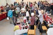 Der Koffermarkt findet im Kirchenzentrum St. Konrad statt. (Bild: PD)
