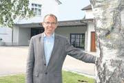 Erich Wagner möchte Uzwils Schulen weiterentwickeln. (Bild: stu.)