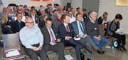 Die Delegierten erhielten Rechenschaft über die vielfältigen Tätigkeiten des Vereins St. Galler Rheintal. (Bild: Maya Seiler)