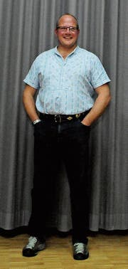 Ueli Feiss ist Präsident des Jodelchörlis Degersheim. (Bild: mhu)