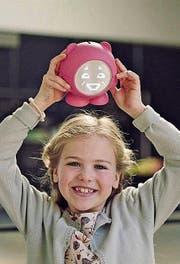 Die CS hat mit Pro Juventute ein Hightech-Sparschwein für Kinder entwickelt. (Bild: PD)