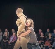«Uppercut» wartet mit beeindruckenden Tanzszenen auf. (Bild: Michel Canonica)