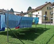 Sozialhilfebezüger sind auf Mietwohnungen angewiesen. Davon gibt es in Arbon viele, unter anderem im Heinehof. (Bild: Max Eichenberger)