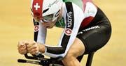 Claudio Imhof setzt sich hohe Ziele. Auch Olympia 2020 in Tokio könnte für ihn zum Thema werden. (Bild: Christophe Petit Tesson)