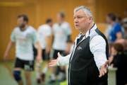 Die Clubleitung St.Otmars stellt Trainer Predrag Borkovic frei. (Bild: Urs Bucher/Archiv)