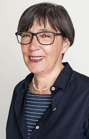 Ruth Schönenberger geht in diesen Tagen mit 59 Jahren in den Ruhestand. (Bild: PD)